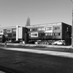 s and g building bw