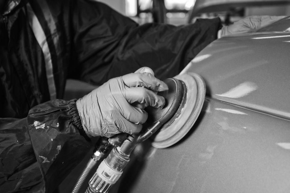 Bodyshop car repair