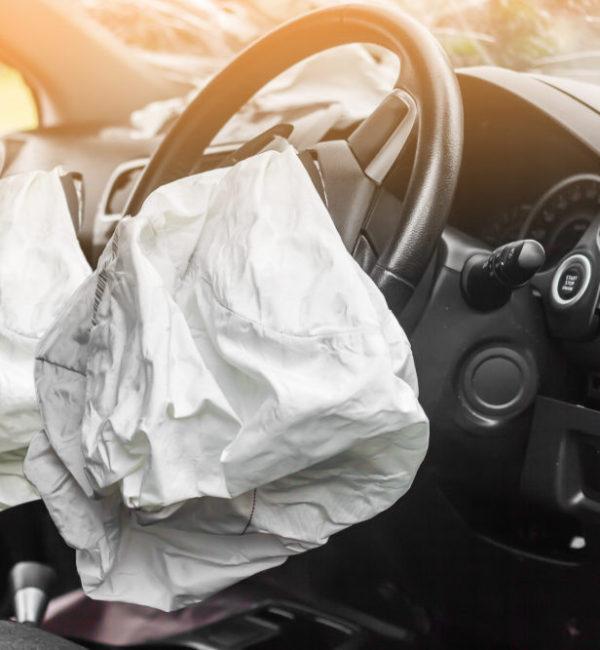 Vehicle car accident management