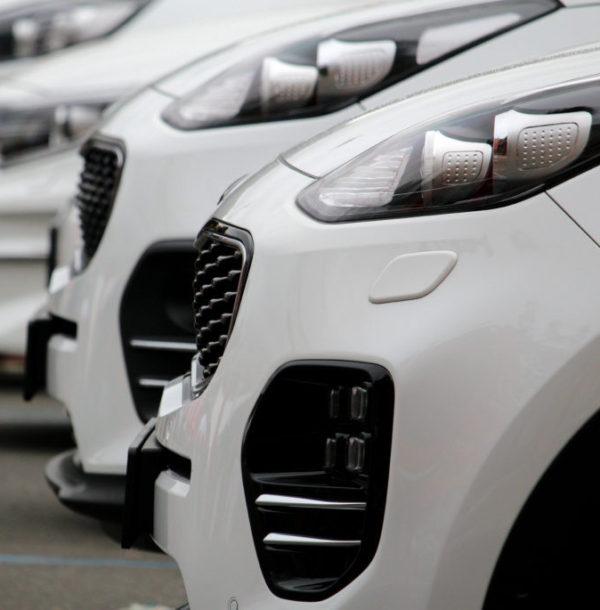 Our vehicle fleet